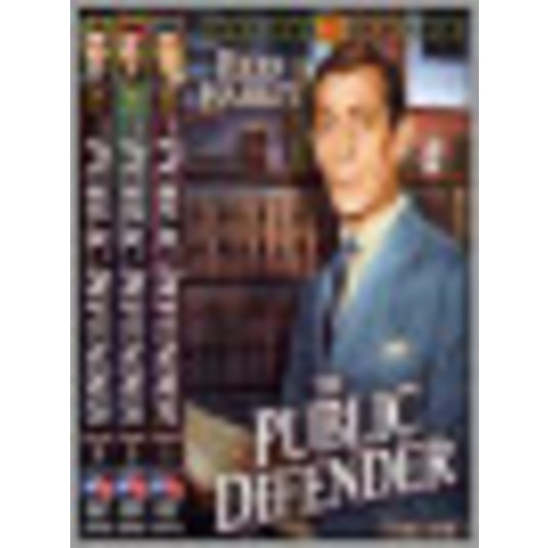 The Public Defender, Vols. 1-3 [3 Discs] [DVD]