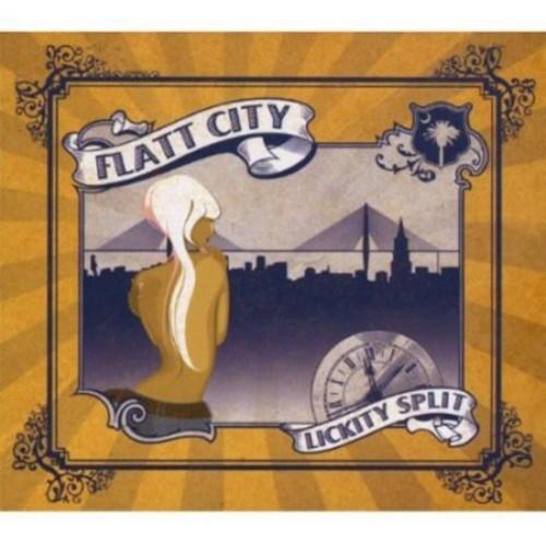 Lickity Split [CD]