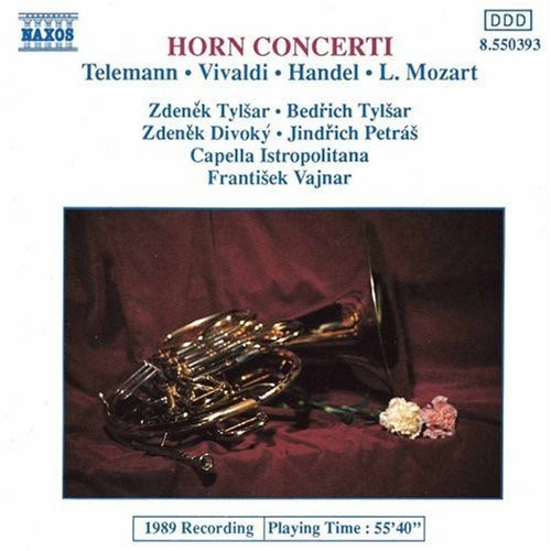 Horn Concerti