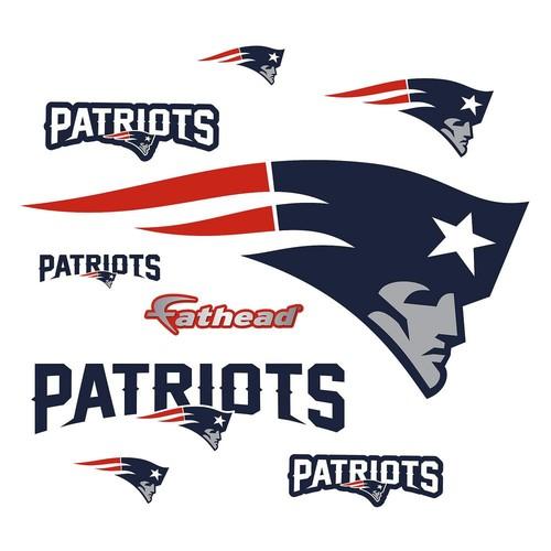 NFL Fathead Big Helmet Wall Decal
