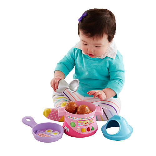 Fisher-Price Laugh & Learn Sis' Smart Stages Pots & Pans