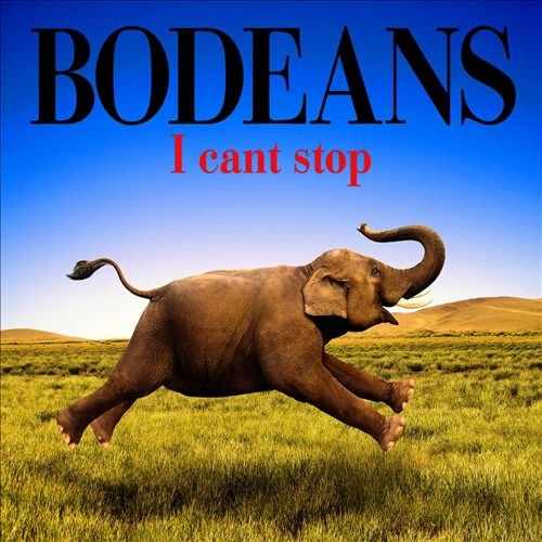 I Can't Stop [CD]