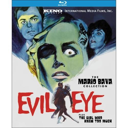 Evil Eye [Blu-ray] [1963]