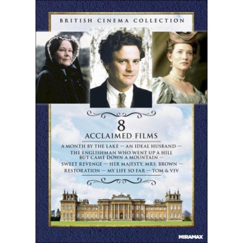 British Cinema Collection [2 Discs]