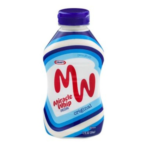 Miracle Whip Mayonnaise 12 Oz, 8/Pack