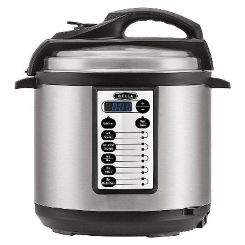 Bella 6 Qt. Pressure Cooker
