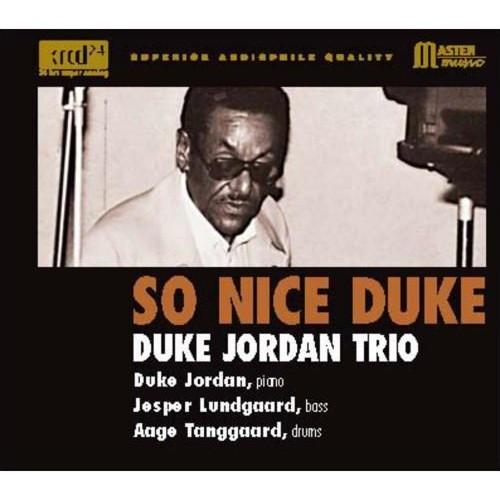 So Nice Duke [CD]