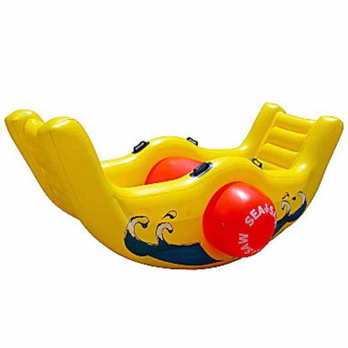 Swimline Sea-Saw Rocker Inflatable Pool Toy