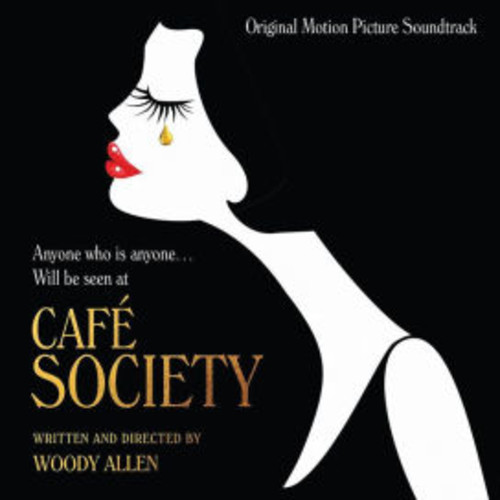 Original Soundtrack - Caf Society (Original Motion Picture Soundtrack) (CD)