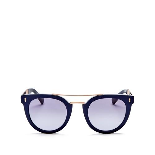 The Woodson Round Sunglasses, 47mm