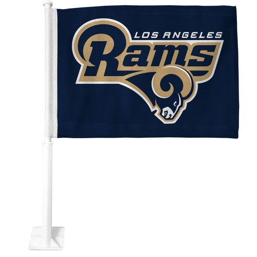 Rico Los Angeles Rams Car Flag