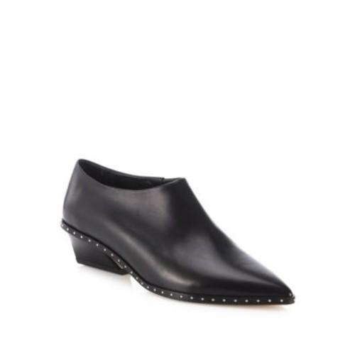 IRO Festano Leather Point Toe Booties