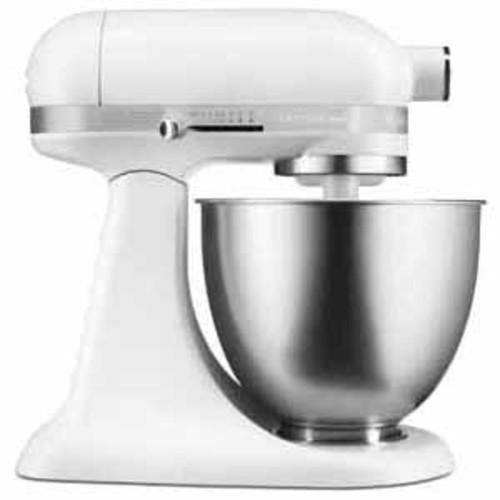 KitchenAid Artisan Mini 3.5 Quart Tilt-Head Stand Mixer - Matte White