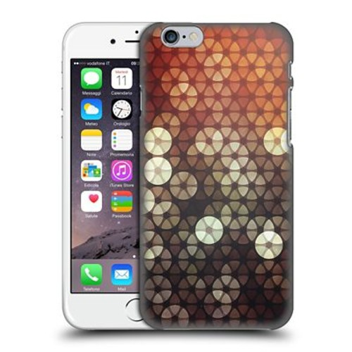 OFFICIAL SPIRES SHAPES Bokeh Tessellate Hard Back Case for Apple iPhone 6 / 6s (9_F_1D978)