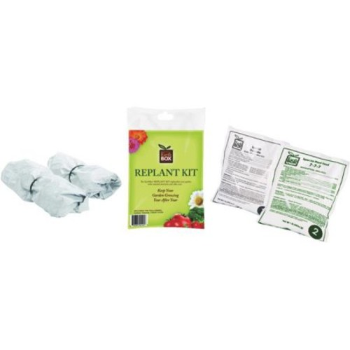 EarthBox 7-7-7 Replant Kit Powder For Vegetable & Tomato Plants(81100)