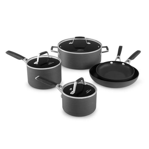 Calphalon Select 8-Piece Hard Anodized Nonstick Cookware Set