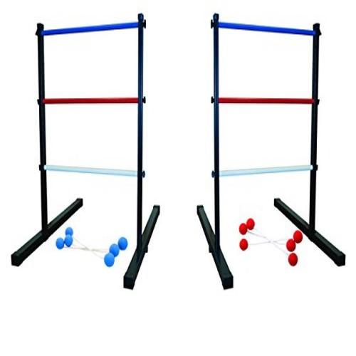 LadderBall Maranda Enterprises Metal Ladderball Game