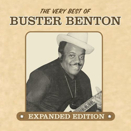 The Very Best of Buster Benton [CD]
