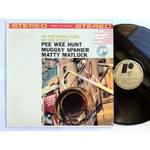 On The Sunny Side Of The Street LP