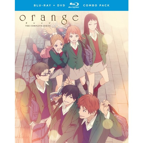 Orange: The Complete Series [Blu-ray]