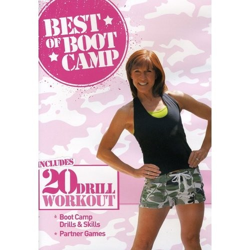Mindy Mylrea: Best of Boot Camp (DVD) (Eng) 2011