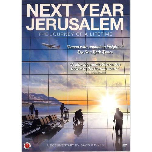 Next Year Jerusalem [DVD] [2014]