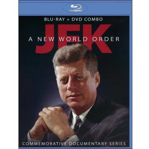 JFK: A New World Order [3 Discs] [Blu-ray/DVD]
