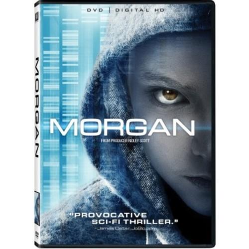 Morgan (DVD + Digital)