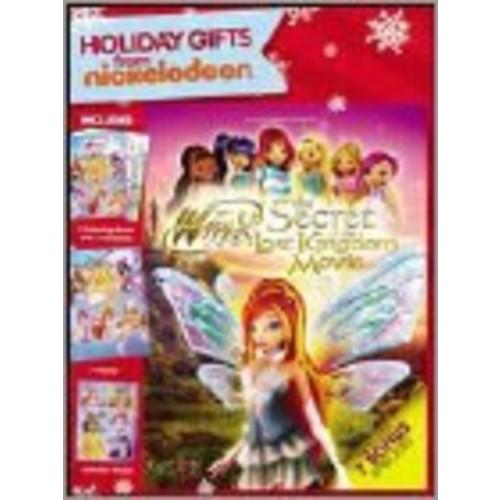 Winx Club: The Secret of the Lost Kingdom Movie [2 Discs] [DVD]