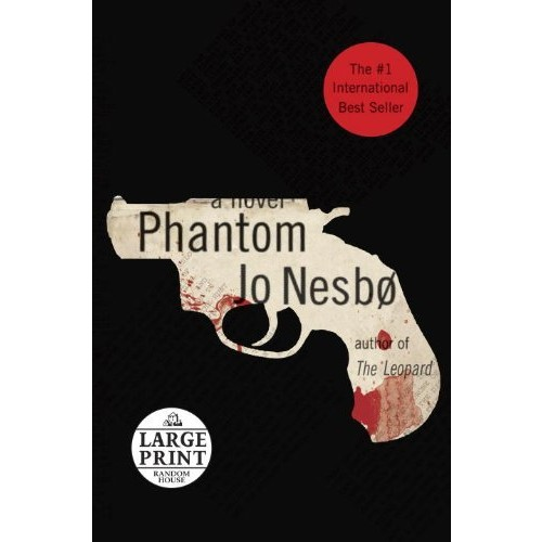 Phantom (Harry Hole Series)