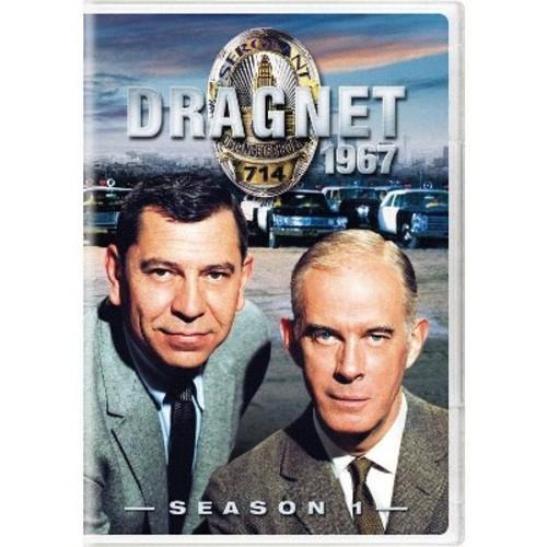 Dragnet 1967:Season 1 (DVD)