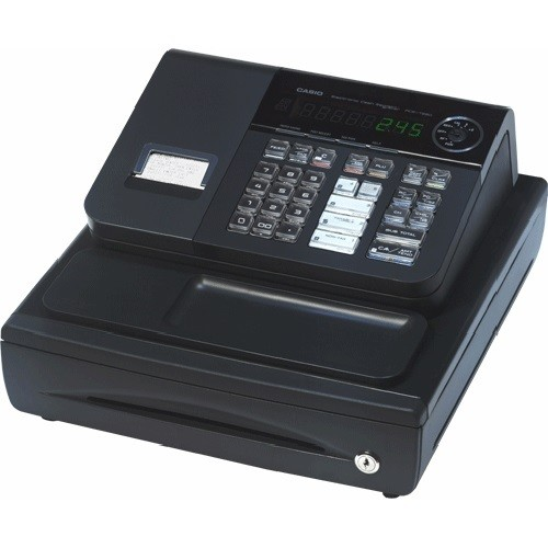 Casio, Inc. Cash Register w Thermal Print