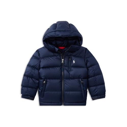 Boys' Ripstop Puffer Jacket - Big Kid