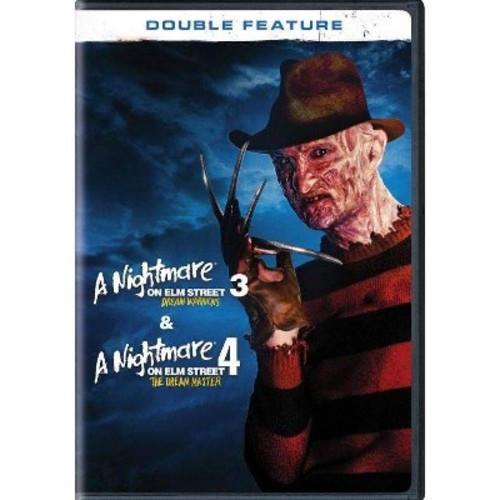 Nightmare On Elm Street 3 & 4 (DVD)