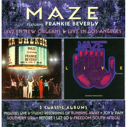 Live in New Orleans/Live in Los Angeles [Deluxe Edition] [CD]