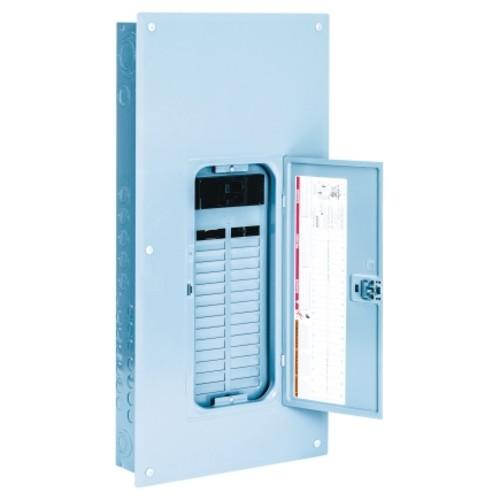 Square D QO 200 amps 30 space 30 circuits 120/240 volts Plug-In Single Pole Main Breaker Load Ce(QO1