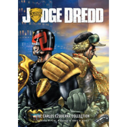 Judge Dredd - The Carlos Ezquerra Collection