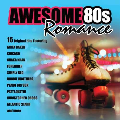 Various - Awesome 80s Romance
