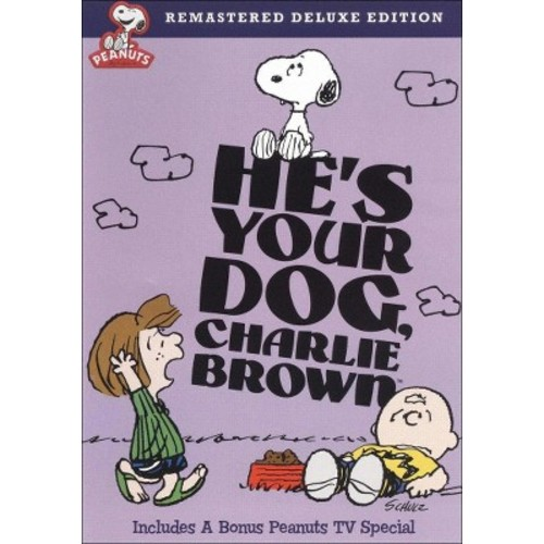 He's Your Dog, Charlie Brown (Deluxe Edition) (Full Frame)