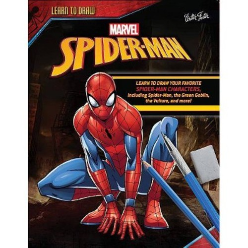 Learn to Draw Marvel's Spider-man : Learn to Draw Your Favorite Spider-man Characters (Paperback)