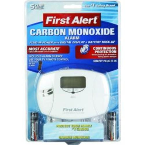 First Alert/Jarden CO615 120v/Bat Dig Co Detector