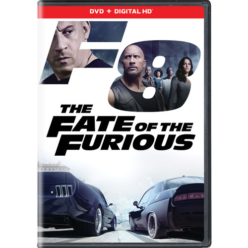 Fate of the Furious (DVD / Digital HD)