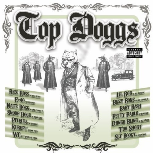 Top Doggs [CD] [PA]