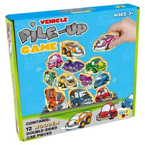 Vehicle Pile Up Game