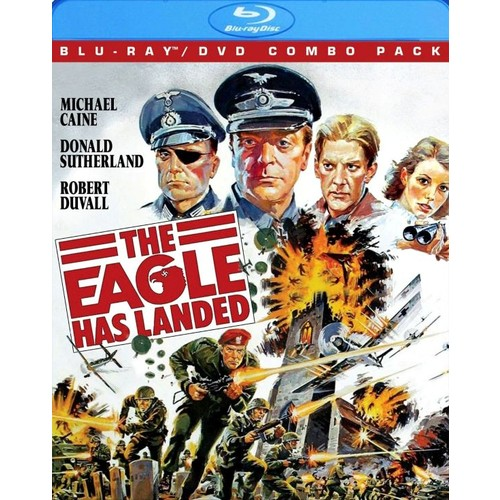 The Eagle Has Landed [Collectors Edition] [2 Discs] [DVD/Blu-ray] [Blu-ray/DVD] [1976]