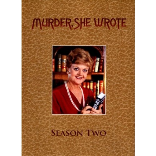 Murder, She Wrote: Season Two [6 Discs]