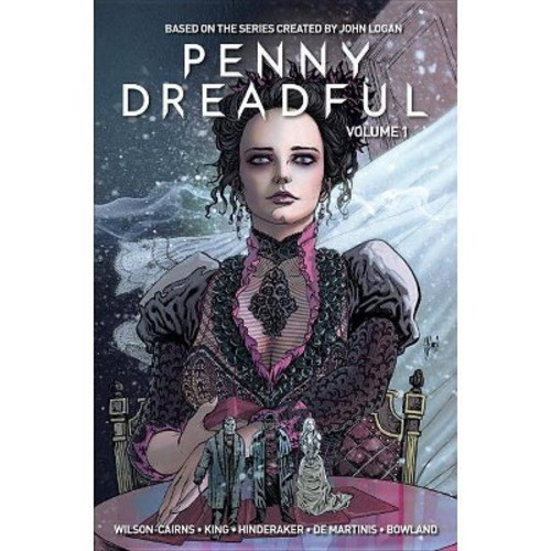 Penny Dreadful Volume 1