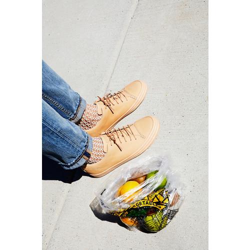 Camper Leather Sneaker [REGULAR]