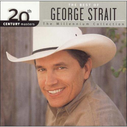 George Straight - 20th Century Masters: The Millennium Collection: The Best Of George Strait (CD)