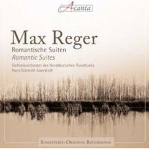 Reger:romantic Suites CD (2012)